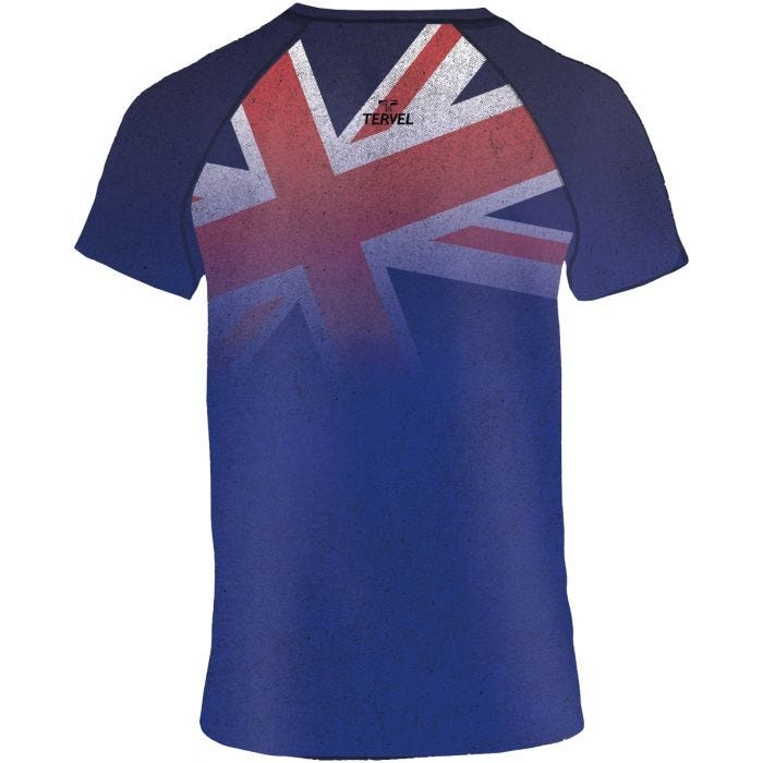 Tervel Sportline Short Sleeve Shirt United Kingdom 2