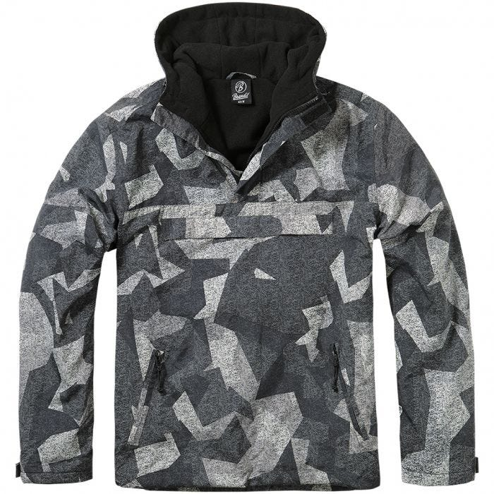 Brandit Windbreaker Night Camo Digital