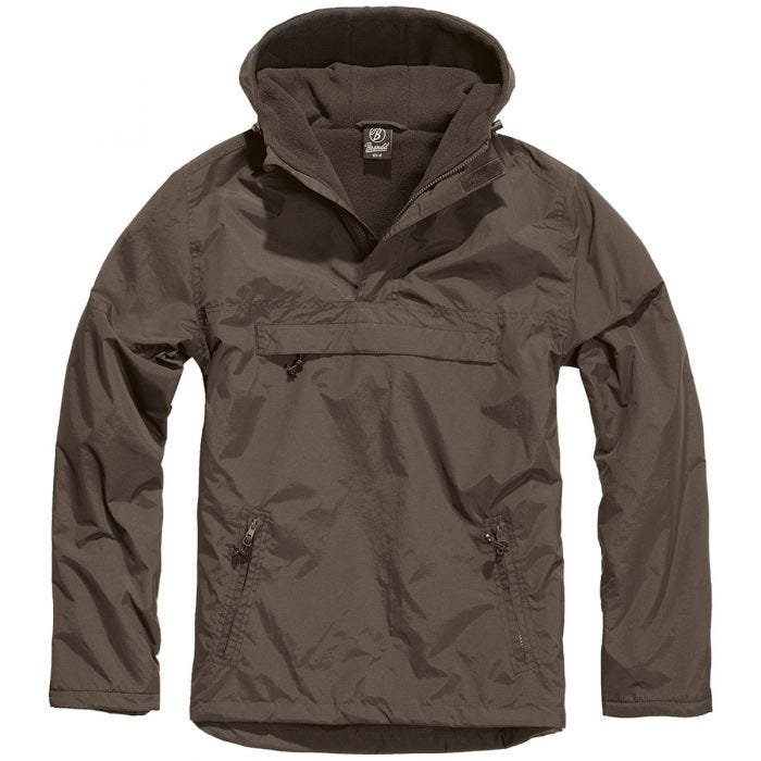Brandit Windbreaker Brown