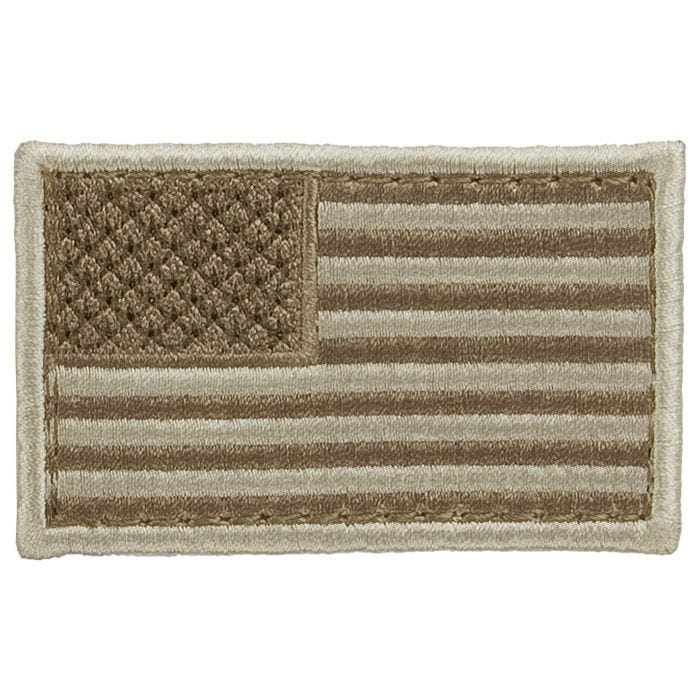 Condor USA Flag Patch Desert