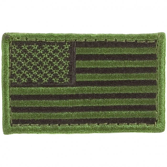 Condor USA Flag Patch Olive Drab