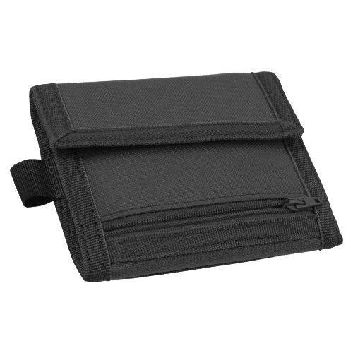 Condor VAULT Tri-fold Wallet Black