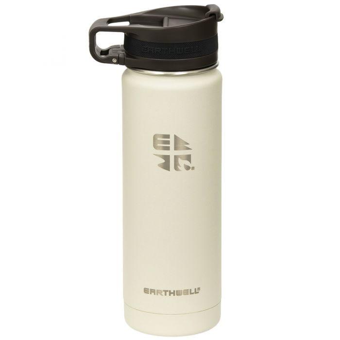 Earthwell Roaster Loop Vacuum Bottle 592ml Baja Sand