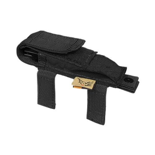 Flyye Knife Pouch MOLLE Black