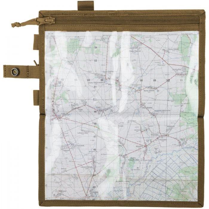 Helikon Map Case Coyote