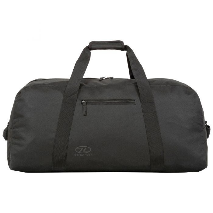 Highlander Cargo Bag 100L Black