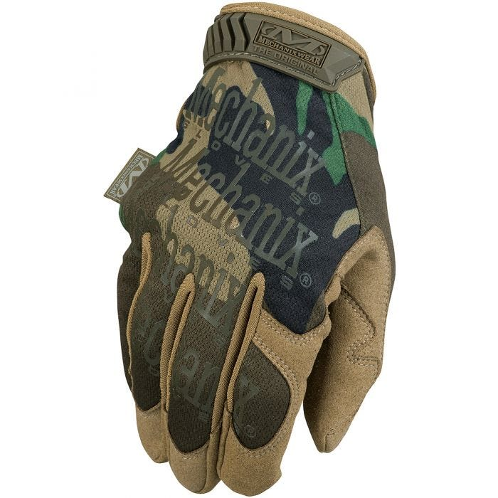 Mechanix Wear The Original Gloves Woodland