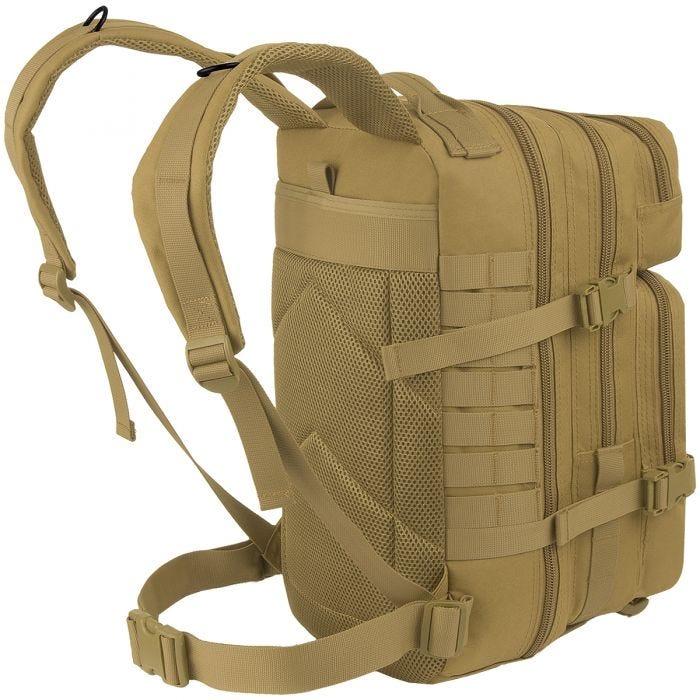 MFH Backpack Assault I Coyote Tan