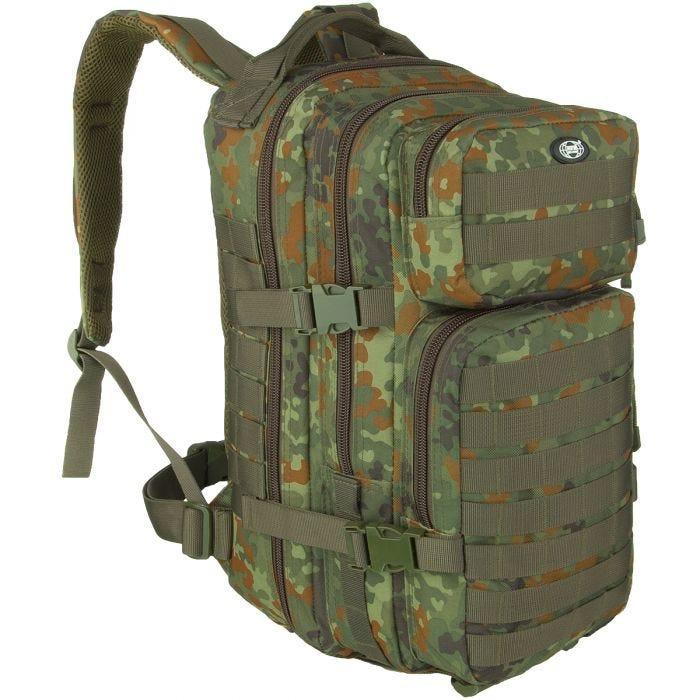 MFH Backpack Assault I Flecktarn