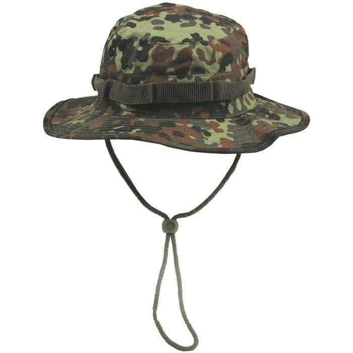 GI Ripstop Bush Hat Flecktarn