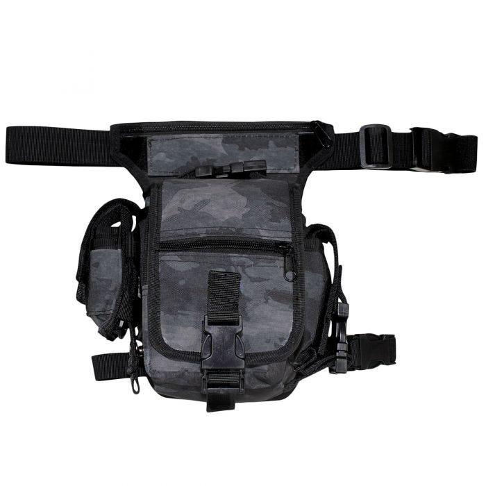 MFH Combat Waist Bag HDT Camo LE