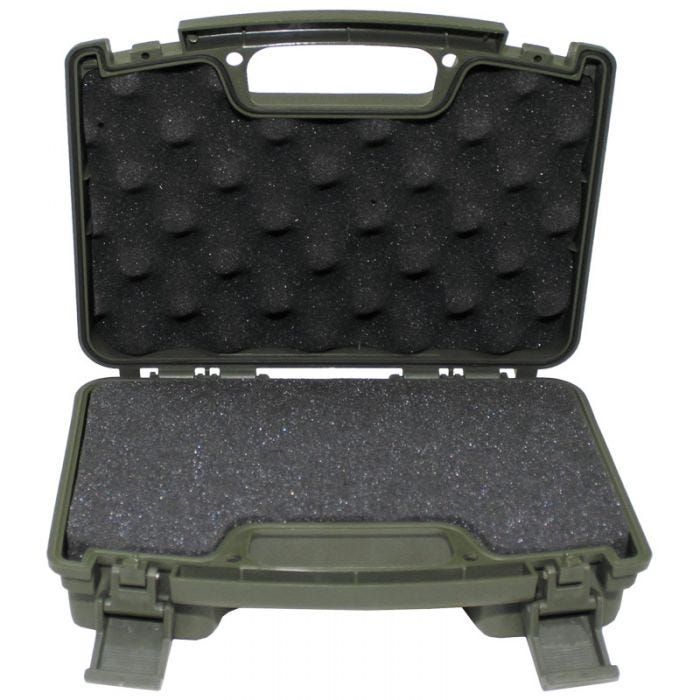 MFH Small Pistol Case Olive
