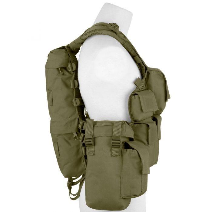 MFH South African Assault Vest OD Green