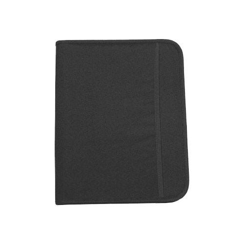 MFH Writing Case with Map Cover De Lux Black