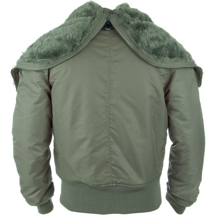 Mil-Tec N-2B Flight Jacket Olive