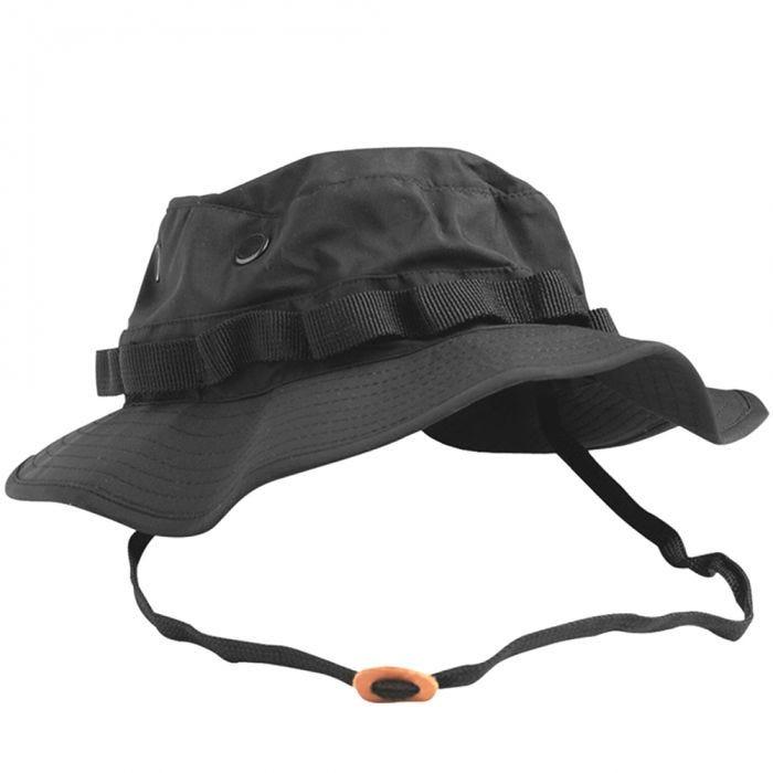 Teesar US GI Trilaminate Boonie Hat Black