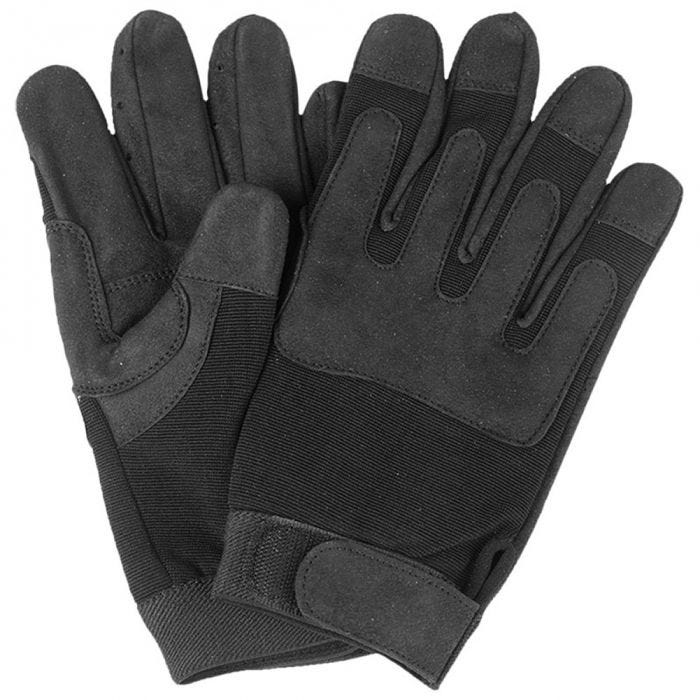 Mil-Tec Army Gloves Black