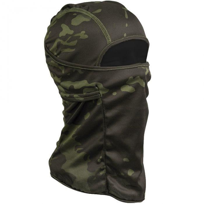 Mil-Tec Tactical Balaclava Multitarn Black