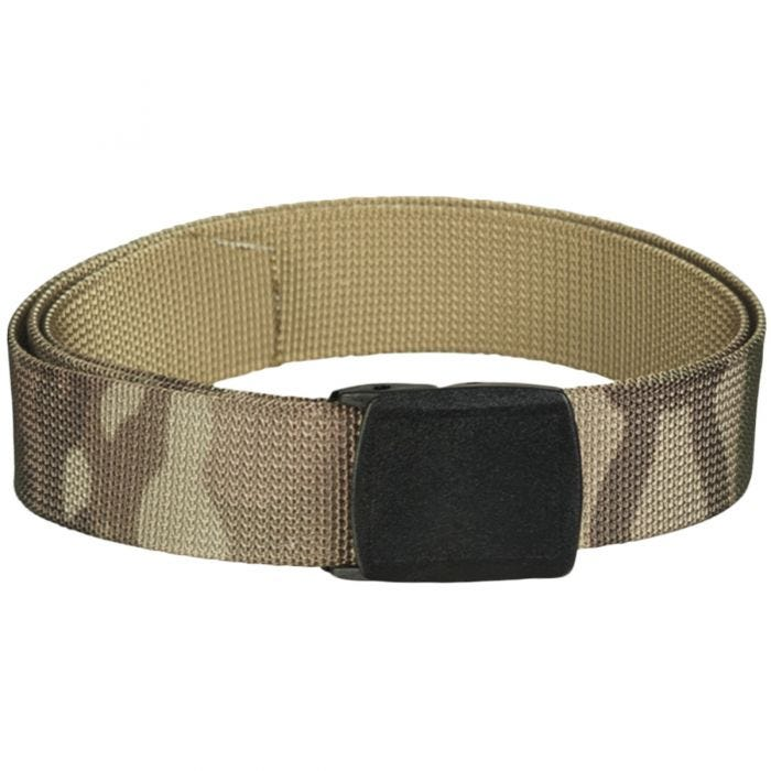 Mil-Tec 36mm Quick Release Belt Multitarn