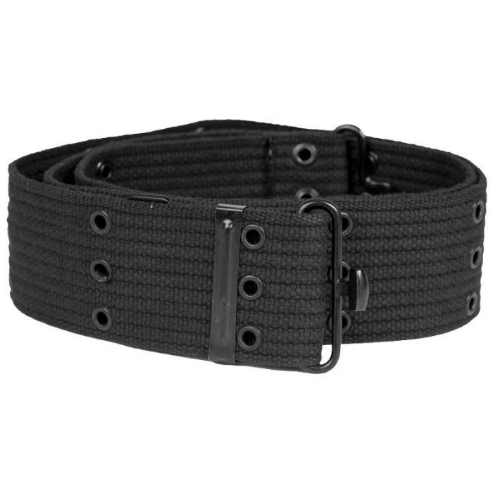 Mil-Tec LC-1 Pistol Belt Black