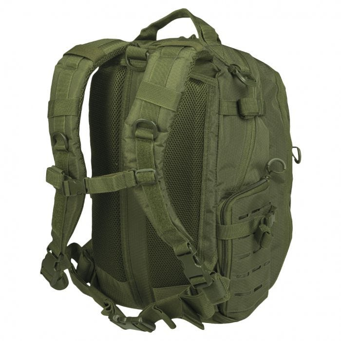 Mil-Tec HexTac Backpack Olive