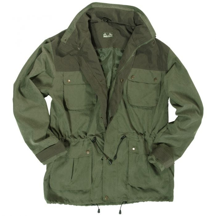 Mil-Tec Hunting Jacket Olive