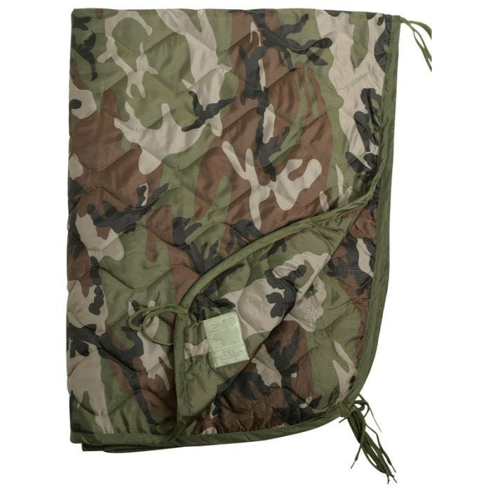 Mil Tec Poncho Liner Cce