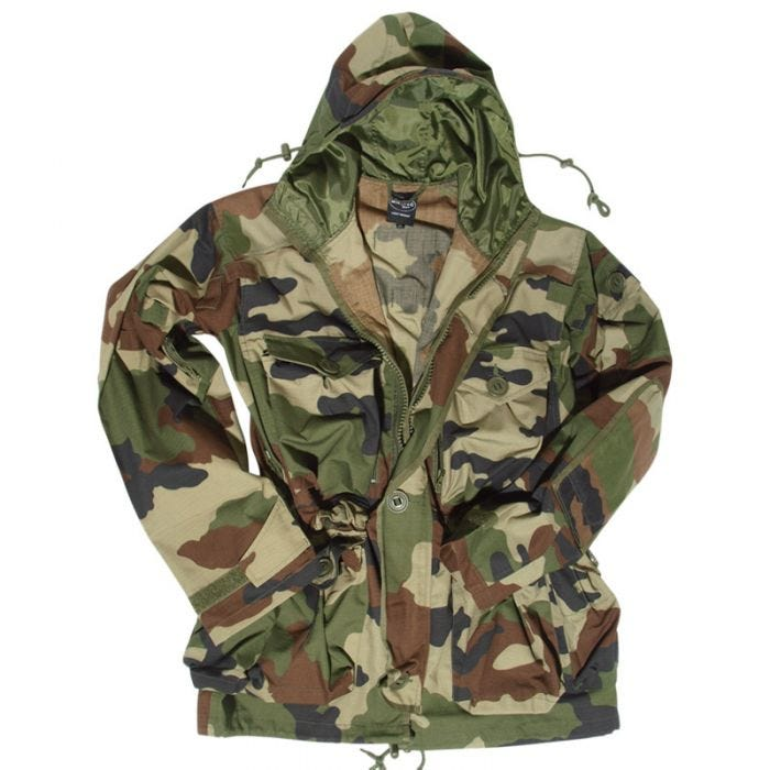 Mil-Tec Smock Lightweight CCE