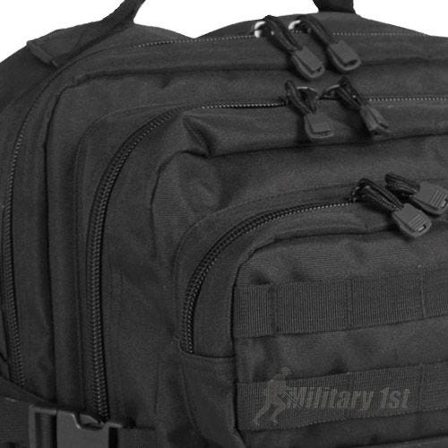 Mil-Tec MOLLE US Assault Pack Large Black
