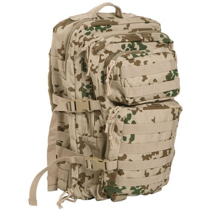 Mil-Tec MOLLE US Assault Pack Large German Tropical