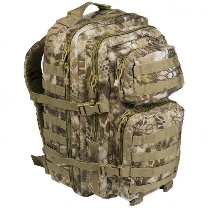 Mil-Tec MOLLE US Assault Pack Large Mandra Tan