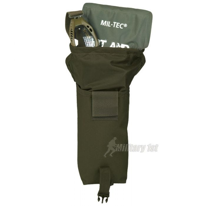 Mil-Tec Utility Pouch Small MOLLE Olive