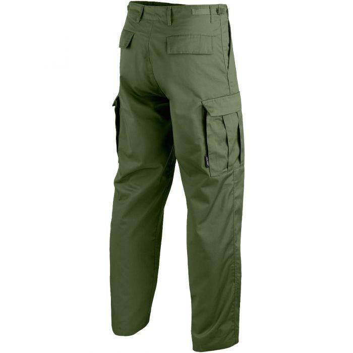 Mil-Tec BDU Ranger Combat Trousers Olive