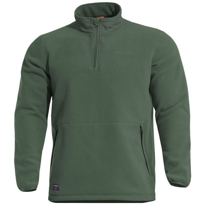 Pentagon Kedros Fleece Sweater Camo Green
