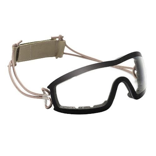 Swiss Eye Infantry Goggle Clear Lens