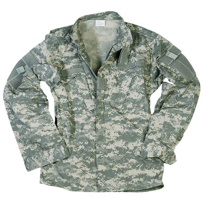 Teesar ACU Combat Shirt Digital