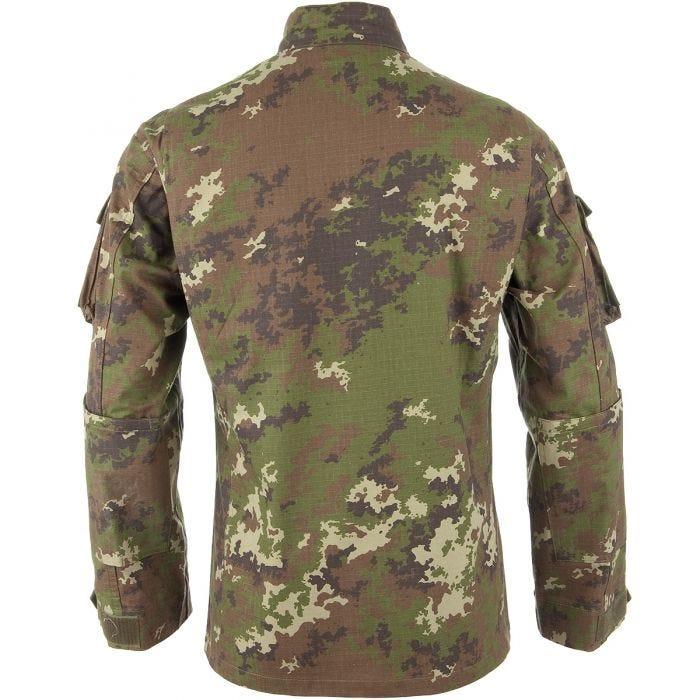 Teesar ACU Combat Shirt Vegetato Woodland