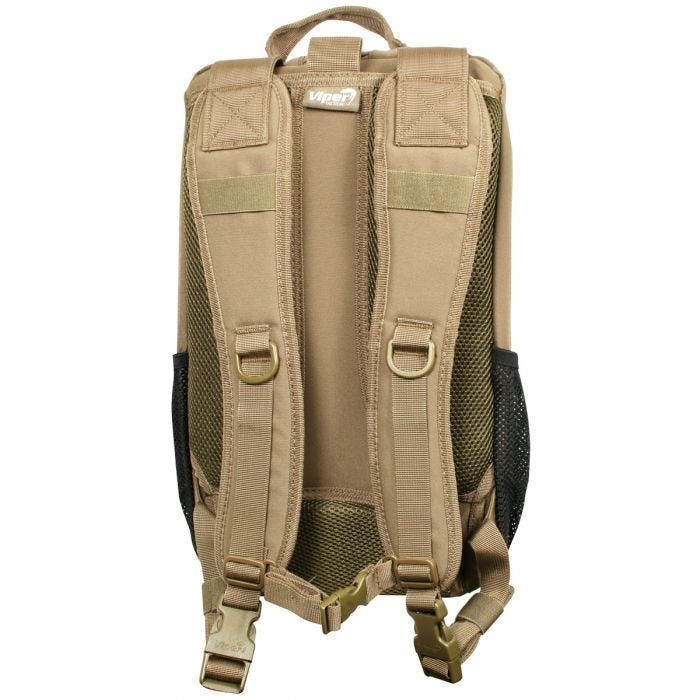 Viper Covert Pack Coyote / Black