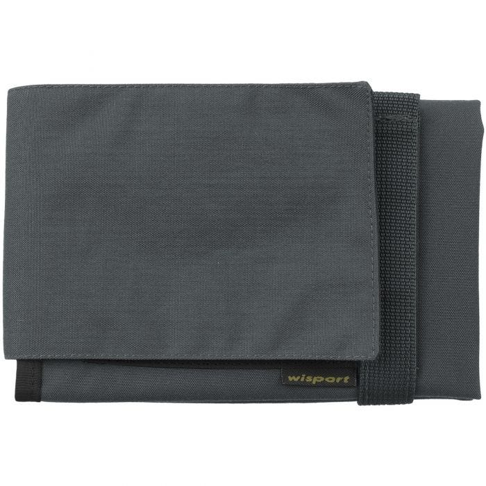 Wisport Lynx Map Case Graphite