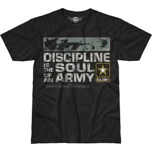 7.62 Design Army Discipline Battlespace T-Shirt Black