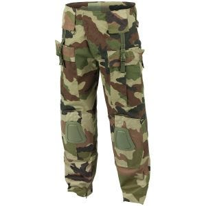 Mil-Tec Warrior Trousers with Knee Pads CCE