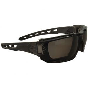 Swiss Eye Sunglasses Net Frame Black/Black Lens Smoke