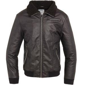 Brandit B52 PU Jacket Black