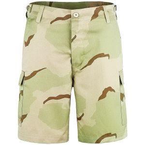 Brandit US Ranger Shorts 3-Colour Desert
