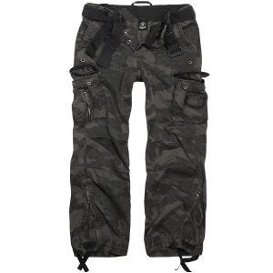 Brandit Royal Vintage Trousers Dark Camo