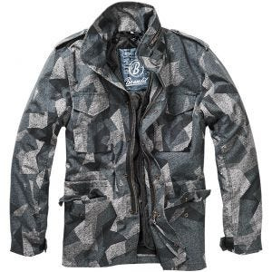 Brandit M-65 Classic Jacket Night Camo Digital