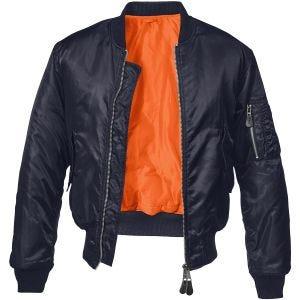 Brandit MA1 Jacket Dark Navy