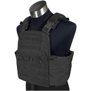 Flyye Field Compact Plate Carrier Black