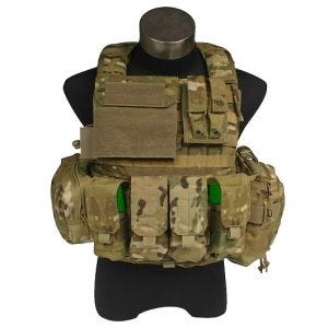 Flyye Force Recon Vest with Pouch Set ver. Land MultiCam