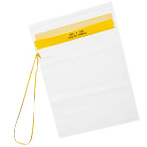 Fox Outdoor Large Waterproof Document Cover Transparent